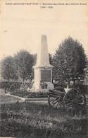 CPA 60  ST GERVAIS PONTPOINT MONUMENT AUX MORTS DE LA GRANDE GUERRE - France