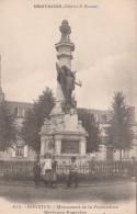 PONTIVY MONUMENT DE LA FEDERATION - Pontivy