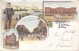 Gruss Aus Lehe. (Voir Commentaires) - Bremerhaven