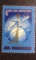 RUSSIA 1978 MNH (**)YVERT 4471 SPACE .. - Europa