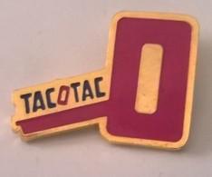 Pin´s - TACOTAC - - Jeux