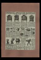 PUBLICITES - APICULTURE - Publicité Issue D´une Revue De 1930 Collée Sur Feuille A 4 - Publicités