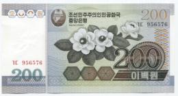 Korea, North (2005) 200 Won UNC! - Corea Del Norte