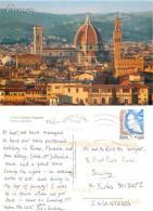 Firenze, FI Firenze, Italy Postcard Posted 2010 Stamp - Firenze