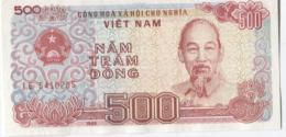 Viet Nam (1988) - 500 Dong UNC! - Vietnam