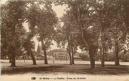 19 - 280816 - BRIVE -  Le Théâtre Place Du 14 Juillet - Brive La Gaillarde