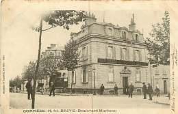 19 - 280816 - BRIVE - Boulevard Marbeau - VAN HOECK CHIRURGIEN DENTISTE - - Brive La Gaillarde