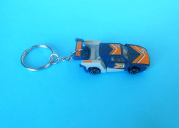 RACING CAR - Kinder NV 080 ... Car Automobile Automobil Keychain Key-ring Porte-clés Schlüsselring Anello Portachiavi - Key-rings
