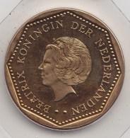 @Y@   Nederlandse Antillen    2 1/2 Gulden 1992  BU  (3042) - Netherland Antilles