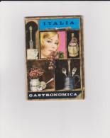 Calendarietto  1967 Italia Gastronomica - Calendari