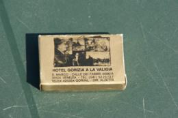 Mini Savon Hotel Gorizia A La Valigia - Kosmetika
