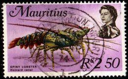 MAURITIUS [1969] MiNr 0346 X ( O/used ) Tiere - Mauritius (1968-...)