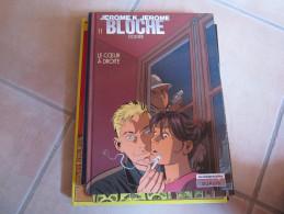 JEROME K JEROME BLOCHE T11 LE COEUR A DROITE     DODIER - JKJ Bloche