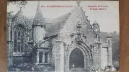 Plonevez Du Faou.ossuaire Et Porche De Saint-herbot. Collection Joncour N ° 524 - Plonevez-du-Faou