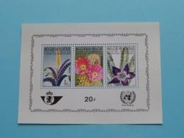 1965 Gentse Floraliën - BLOK 38 ( Voor Details - Zie Foto ) - Blocs 1962-....
