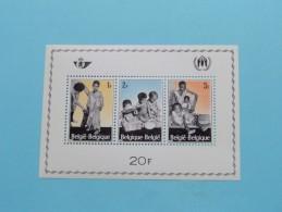 1967 Europese Campagne Ten Voordele Van De Vluchtelingen - BLOK 43 ( Voor Details - Zie Foto ) - Blocs 1962-....