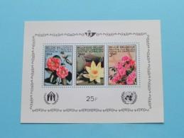 1970 Gentse Floraliën - BLOK 47 ( Voor Details - Zie Foto ) - Blocs 1962-....