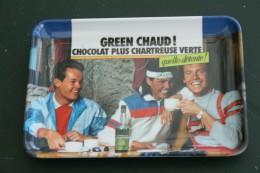 """Vide Poche Ou Cendrier Ou Ramasse Monnaie """"green Chaud"""" - Autres Collections"""
