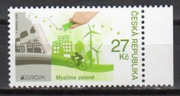 Europa 2016 / Czech Republic / Set 1 Stamp - Europa-CEPT
