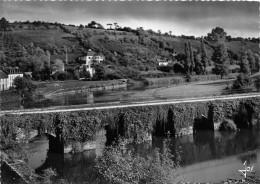 CPSM - CHATEAUNEUF DU FAOU - Le Pont Du ROY Qui Franchit La Vallée De L'Aulne - Châteauneuf-du-Faou
