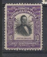 Panama  CANAL ZONE       N° 22*  (1907) - Panama