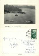 Isole Borromee, Lago Maggiore, VB Verbano, Italy RP Postcard Posted 1951 Stamp - Verbania