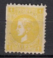 Serbie  Prince Milan IV  Dentelé 9 1/2 X 12  YT N°16 - Serbie