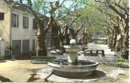 Sollies-Toucas. Avenue De La Promenade Et La Fontaine. - Altri Comuni