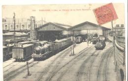 TOULOUSE - Quai De Départ De La Gare Matabiau - Cartes Postales
