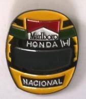 Pin´s -  Marlboro - HONDA - Nacional - - F1