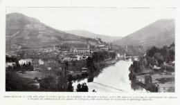 1909 - Iconographie Documentaire - Saint-Antonin-Noble-Val (Tarn-et-Garonne) - Vue Générale - FRANCO DE PORT - Ohne Zuordnung