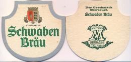 #D112-067 Viltje Schwaben Bräu - Sous-bocks
