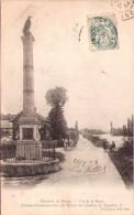 Environs De Rouen - Val De La Have - Colonne Commémorative Du Retour Des Cendres De Napoléon 1er - Rouen