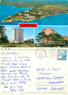 Umag, Croatia Postcard Posted 1990 Stamp - Croatia