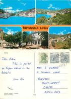 Sipan, Croatia Postcard Posted 1983 Stamp - Croatie