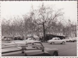 33-BORDEAUX-Ancien Quartier Mériadeck Avant Démolition...Place Et Commerces Autour...animé (4 Photos 8,5x11,5) - Bordeaux