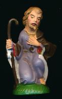 Santons, Noël, Nativité : Personnage Type Crèche Napolitaine, Numéro 7/1 Italy, Homme - Santons, Provenzalische
