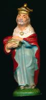 Santons, Noël, Nativité : Personnage Type Crèche Napolitaine, Numéro 6 Italy, Rois Mages - Santons, Provenzalische
