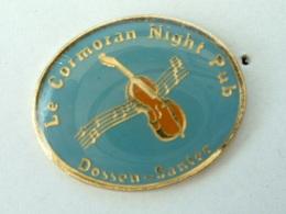 PIN´S LE CORMORAN NIGHT PUB DOSSEN SANTER - Music
