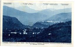 LANZO TORINESE - COLLEGIO SALESIANO E IL BASSO CANAVESE - VG 1938 FP - C607 - Non Classificati