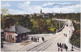 LUXEMBOURG -ENTREE DE LA VILLE - Postcards