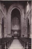 BEVERLEY - ST MARYS CHURCH INTERIOR - England
