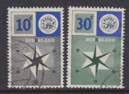 Europa Cept 1957 Netherlands 2v  Used  (31994E) - 1957