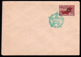 BULGARIA / BULGARIE - 1947 - 30e Congres Esperantiste A Sofia - P.covert Spec.cache - Esperanto
