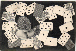 Cartes A Jouer - Amoureux - Illustration De Xavier SAGER  (89865) - Playing Cards