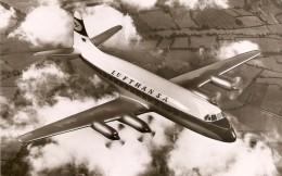 S-LUFTHANSA-VISCOUNT 814 - 1946-....: Moderne