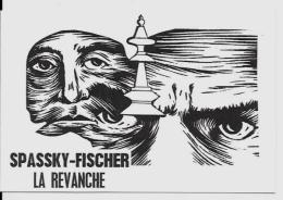 CPM échecs Chess Spassky Fischer Non Circulé - Echecs