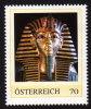 ÖSTERREICH 2012 ** Totenmaske Des Tutanchamun 1330 V.Chr. - PM Personalized Stamp MNH - Archäologie