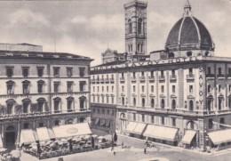 Italy Firenze Piazza della Repubblica Savoy Hotel