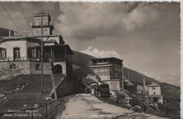 Stazione E Alberghi Monte Generoso (1704 M) Hotel Schweizerhof - TI Tessin